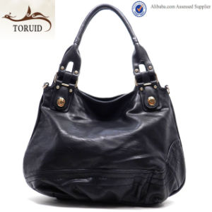 New China Trendy Fashion PU Leather Ladies Shoulder Bags