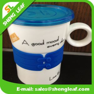 OEM Design Promotion Gifts Plastic Travel Mug (SLF-PM025)