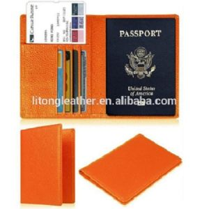 75b9b50ba36 China Wholesale Men Leather Passport Cover RFID Leather Passport ...