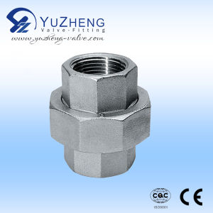 "1"" Female Stainless Steel Pipe Fittings Manufacturer pictures & photos"
