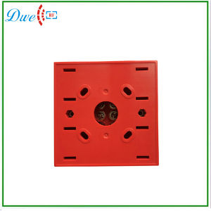 12V Fire Alarm Resettable Break Glass Exit Button Switch with No Nc Output pictures & photos