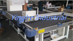 PVC Foam Board/Carton/Honeycomb Cutting Machine pictures & photos