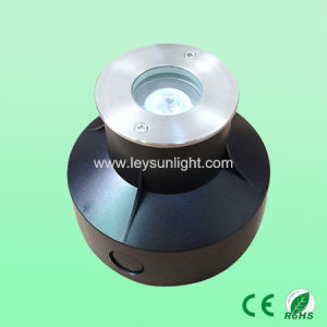 Top Quality 1W 3W Recessed Floor Outdoor LED Inground Lights