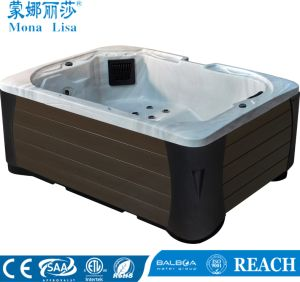 Monalisa Family Used Whirlpool Massage SPA Hot Tub (M-3387) pictures & photos