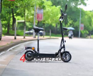 2017 New EEC Electric Scooter pictures & photos