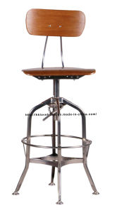 Industrial Metal Restaurant Dining Toledo Bar Stools Chairs pictures & photos