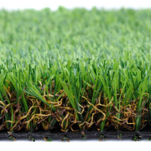 Anti-UV Outdoor Artificial Grass, Synthetic Grass for Garden, Landscape, Factory Wholesale with Best Price