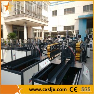 Diameter 16-63 63-110 110-250 250-400 400-630mm PVC Pipe Plastic Machine pictures & photos