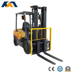 3.5ton Cheap Diesel Forklift Truck with CE and Isuzu Engine