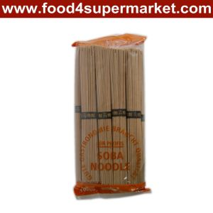 300g Organic Noodle for Supermarket (soba noodle) pictures & photos