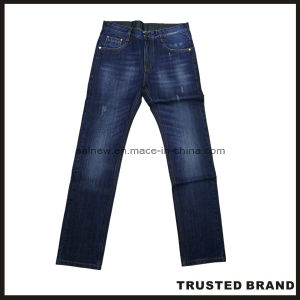 New Self Design Denim Pants (TA2062)