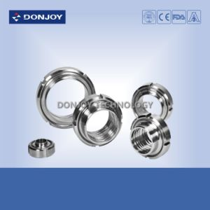 Sanitary Stainless Steel Clamp Union pictures & photos