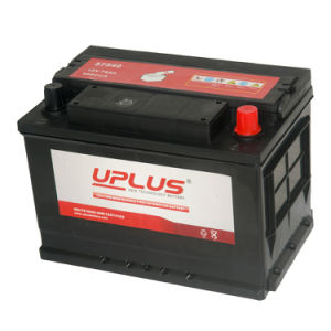 DIN 12V 75ah Mf Auto Battery Power Battery (Ln3 57540) pictures & photos