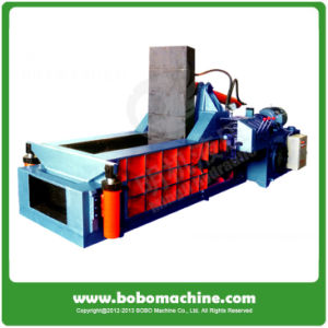 Horizontal Hydraulic Baling Machine for Pressing Metal pictures & photos