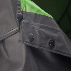 100% Waterproof Adult Raincoat pictures & photos