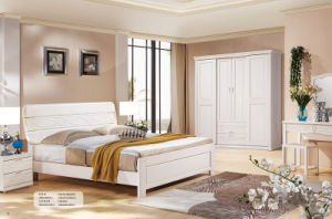 China Modern Solid Wood Bedroom Furniture Suite China Furniture