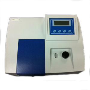 200nm-1000nm Cheap Price Single Beam UV Vis Spectrophotometer pictures & photos
