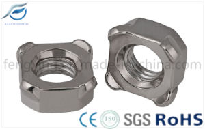 DIN928 Stainless Steel/Carbon Steel Square Weld Nut