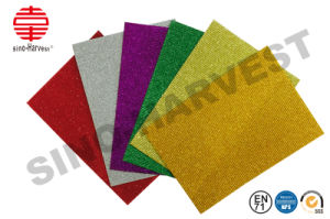 Super Glitter Corrugated Paper