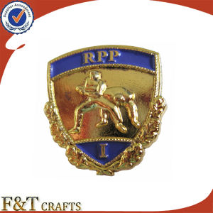 Promotional Badge with Soft Enamel for Gift pictures & photos