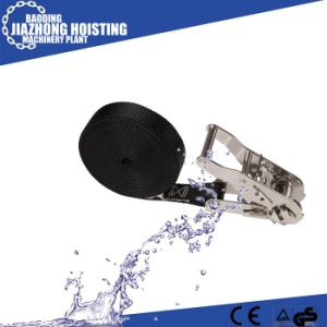 Polyester Webbing Strap for Ratchet Tie Down, Cargo Strap