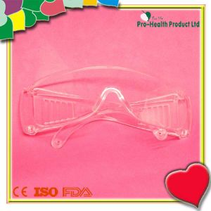 CE EN 166 Medical Lab Safety Glasses pictures & photos