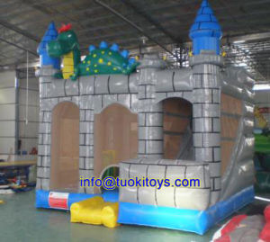 Newest Design Inflatable Jumping Castle for Kids Sports (A021)