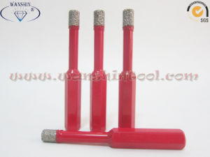 China Diamond Drill Bit Dry Drill Bit for Ceramic Granite pictures & photos