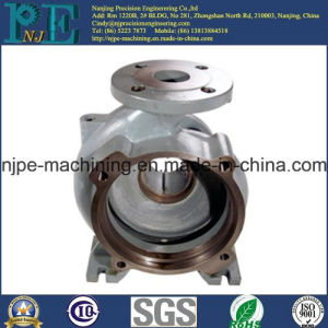 Custom Precision Cast Iron Sand Casting Pump Parts
