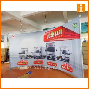 Portable Aluminum Pop up Counter Display (TJ_04) pictures & photos