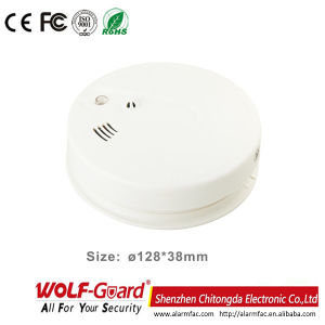 Wireless Smoke Detector with 433MHz pictures & photos