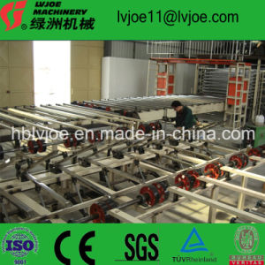 Plaster of Paris Plank Making Equipment with Engineer Service Overseas