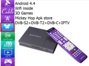 Android Full HD Set Top Box Support IKS & SKS pictures & photos