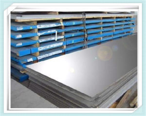 SUS 304 2b Cold Rolled Stainless Steel Sheet/Plate