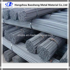 Hot Rolled Thread Screw Reinforced Steel Round Bars pictures & photos