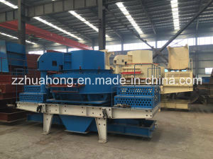 Huahong Vertical Shaft Impact Crusher, Sand Making Machine Supplier pictures & photos