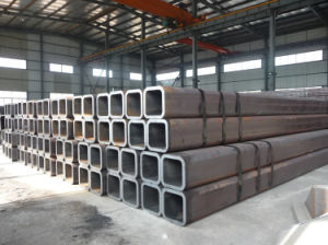 Black Square Steel Pipe