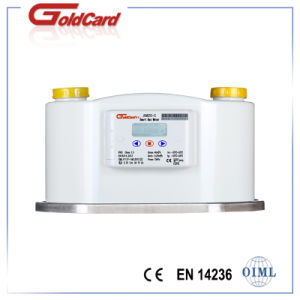 Smart Thermal Industrial Gas Meter pictures & photos