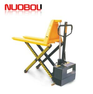 Hot Seller 1.0t Stainless Steel Hydraulic Lifting Scissor Pallet Truck