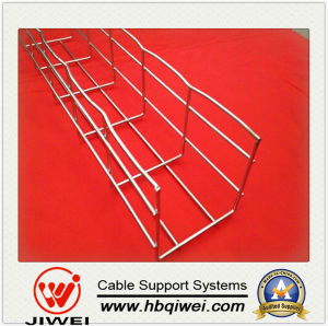Galvanised Wire Basket Cable Tray (CE, ISO and SGS)