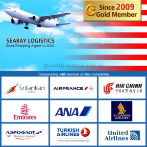 Cheap Air Freight to USA From China/Beijing/Qingdao/Shanghai/Ningbo/Xiamen/Shenzhen/Guangzhou pictures & photos