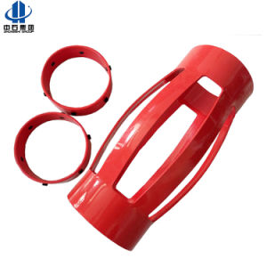 API 10d Single Piece Centralizer, Slip on Casing Centralizer pictures & photos