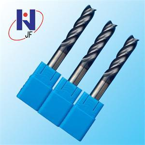 Carbide End Mills SUS Series for Hard to Cut Material Tialn Coated pictures & photos