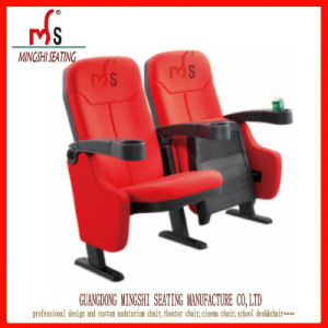 Comfortable Cinema Seating with The PP Cup Holder