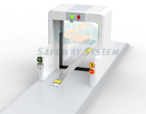 X Ray Scanning System for Cars, Trucks, Vehicles, Vans - Drive Through and Relocatable pictures & photos