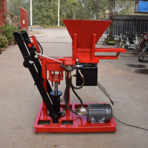 Small Clay Lego Brick Making Machine (SEI1-25) pictures & photos