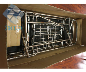 Multifunctional Flexible Folding Medical Basket Stretcher pictures & photos