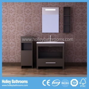 American Style High Ending Hollow Sanitary Ware with Two Side Cabinets (BV185W)