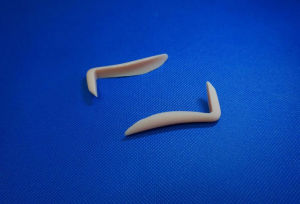 Medium Solid Silicon Nose Implants pictures & photos