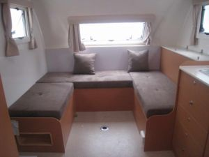 24FT Camping Trailer Caravan with Luxury Internal Layout pictures & photos